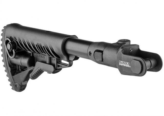 Приклад FAB Defense M4-AKMS для АКМС