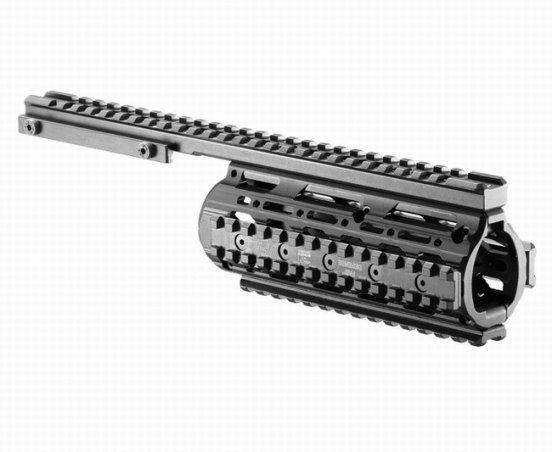 Квадрейл цевье FAB Defense VFR для AR-15