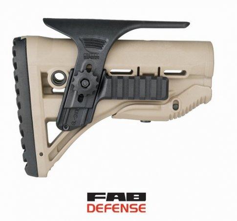 Регулируемый подщёчник GSPCP для приклада FAB Defense GL-SHOCK