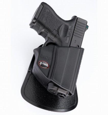 Кобура Fobus 26DB для Glock 26