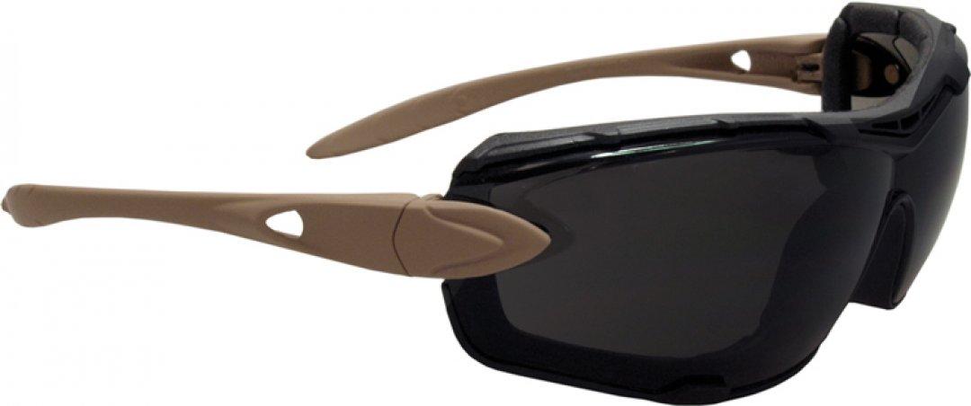 Очки Swiss Eye Detection 2 линзы песочная оправа