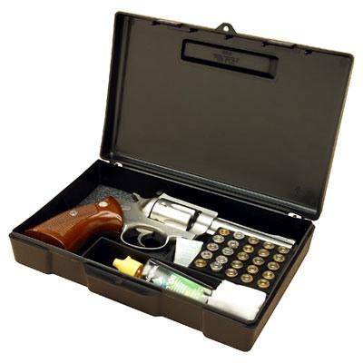 Коробка для пистолета MTM Handgun Storage Box