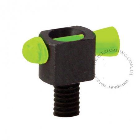 Мушка оптоволоконная светособирающая HiViz Spark II (зеленая)
