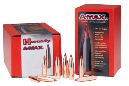 Пуля Hornady A-MAX .30 208 gr (100 штук)