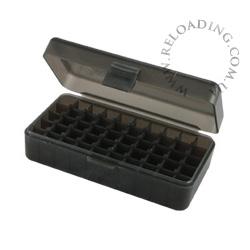 Коробка J&J для патронов калибра 9мм (на 50 патронов)
