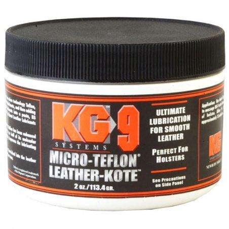 Средство по уходу за кожаными изделиями KG9 Micro-Teflon Leather-Kote