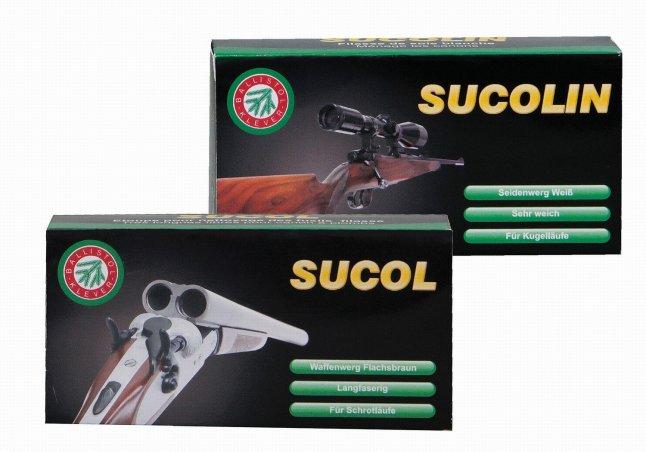Пакля Klever Sucol для чистки ствола