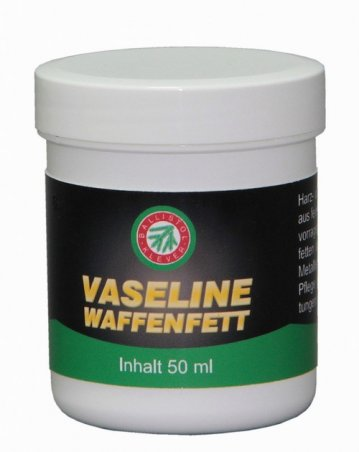 Вазелин оружейный Klever Vaseline Waffenfett (70 мл)