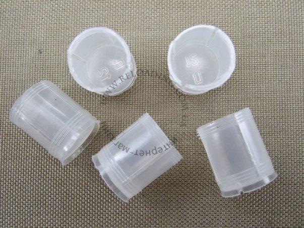 Контейнер дробовой под металлическую гильзу (12-й калибр) 30 шт.
