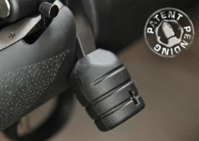 Рукоятка затвора KRG Bolt Knob Lift на Remington 700