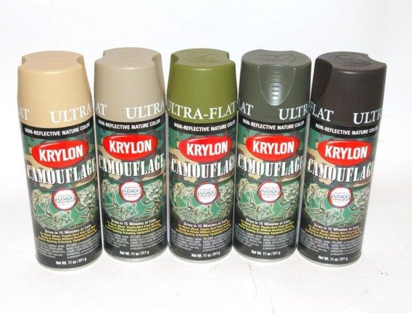 Krylon краска для оружия