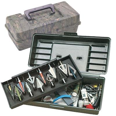 Ящик МТМ Broadhead Tackle Box для наконечников стрел камуфляж
