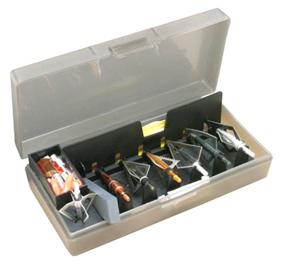 Кейс МТМ Broadhead Accessory Box для наконечников стрел