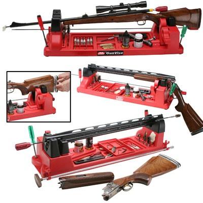 Станок для чистки оружия MTM Gun Vise (GV-30)
