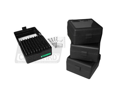 Коробка MTM RS-100 для патронов .223 калибра (на 100 патронов)