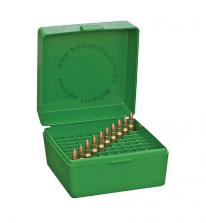 Коробка MTM для патронов .223 калибра (на 100 шт.)