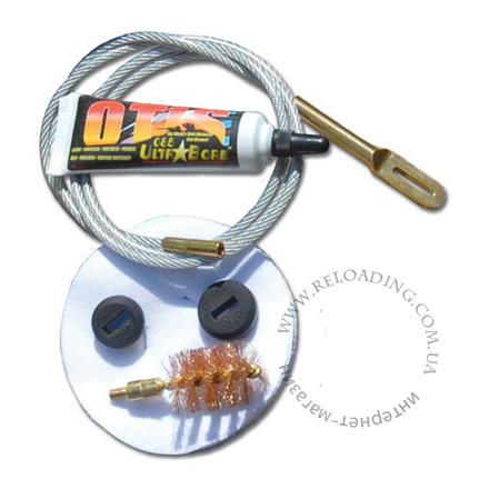 Компактный набор Otis для чистки гладкоствольного оружия