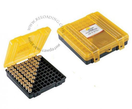 Коробка Plano для патронов калибра 9мм (на 100 патронов)