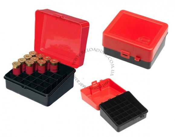 Коробка PLANO для патронов 12 - 16 калибров