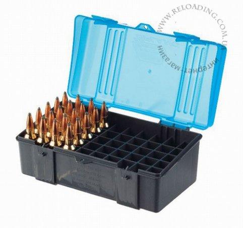 Коробка Plano универсальная для патронов калибров .308, .243, .35 Rem и др. (на 50 патронов)