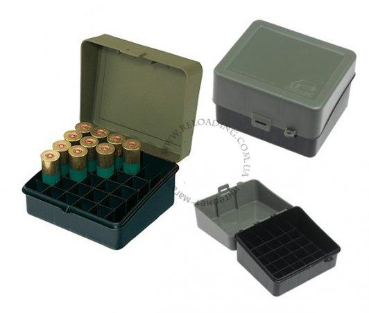 Коробка PLANO для патронов 12 -16 калибров