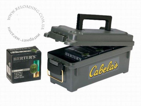 Ящик Plano для 4 пачек патронов 12-го калибра
