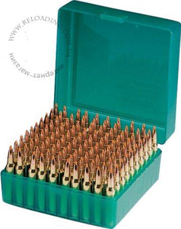 Коробка пластиковая для патронов .223 калибра (на 100 патронов)