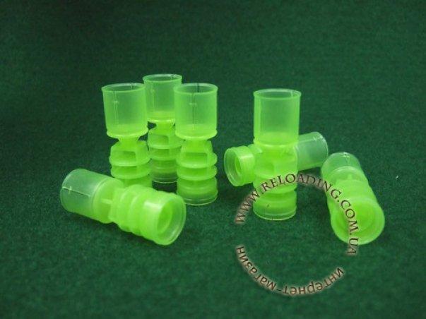 Пыж-контейнер пластиковый Gualandi (28-й калибр) 35 шт.