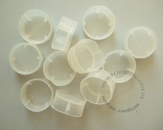 Пыж пластмассовый дробовой для металлических гильз (12-го калибра)