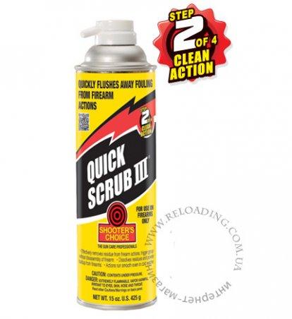 Растворитель Shooters Choice Quick-Scrub III