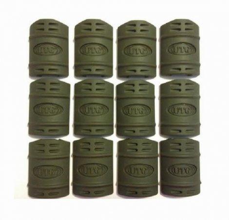 Накладки защитные на планку Picatinny (Olive Drab)