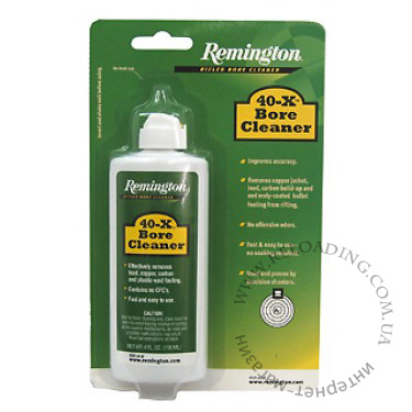 Сольвент Remington 40-X Bore Cleaner