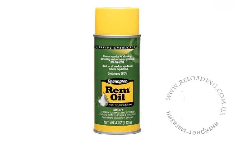 Масло Remington Rem Oil (аэрозоль)