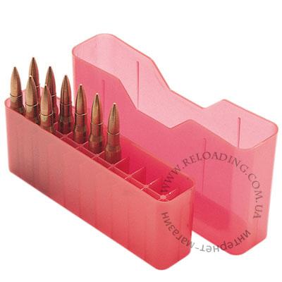 Коробка МТМ на 20 патронов (.30-06 / 8х57 / 9.3х62)
