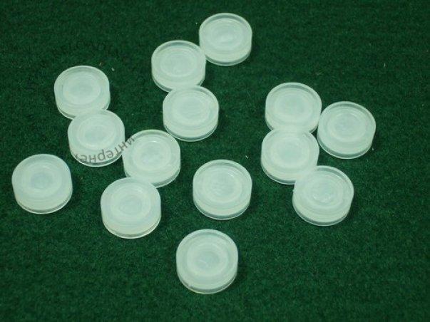 Пыж-обтюратор пороховой (шашечка) 12 калибр