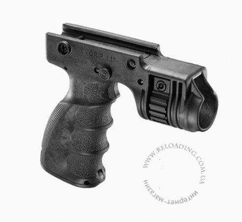 Тактическая рукоятка под фонарь FAB Defense T-GRIP