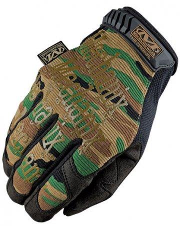 Перчатки Mechanix The Original Woodland Camo Glove