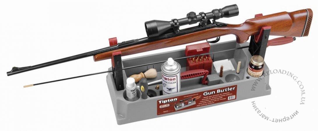 Подставка для чистки оружия Tipton
