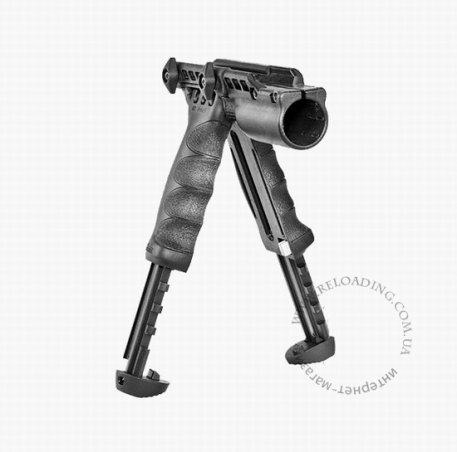Рукоятка с сошками и креплением под фонарь FAB Defense T-Pod G2 FA
