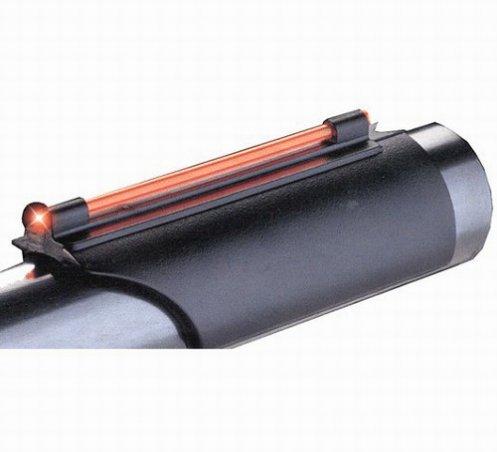 Мушка оптоволоконная светособирающая TRUGLO GLO-DOT II (красная)
