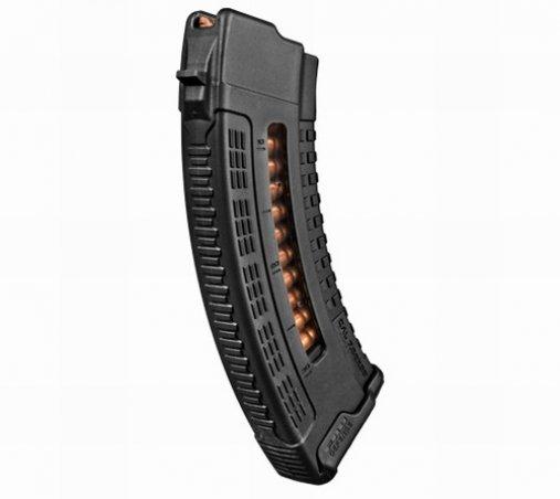 Магазин FAB Defense для АК с окном (на 30 патронов)