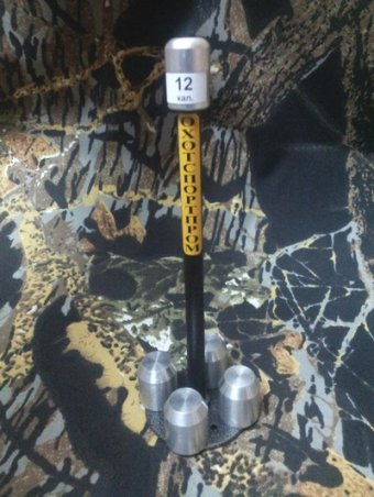 Выравниватель дульца гильзы 12-го калибра (на 6 гильз)