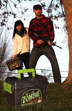 Ящик для патронов MTM Zombie Ammo Can