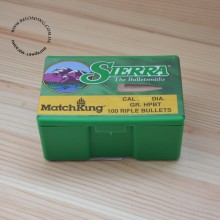 Пуля Sierra Match King HPBT .30 (240 grain, 50 шт)