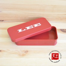 Коробка для мерок Lee Bushing Box