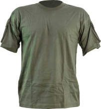 Футболка Skif Tac Tactical Pocket T-Shirt (цвет: оливковый)