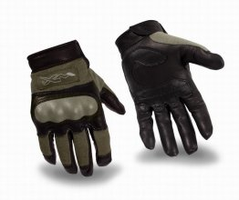 Перчатки тактические Wiley X Combat Assault Glove (foliage green)