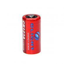 Батарейки Olight CR123A (3.0V 1500mAh) - 2 штуки