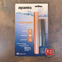 Фильтр для воды Aquamira Frontier Emergency Filter