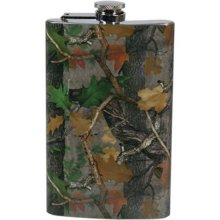 Фляга камуфляжная Riversedge CB Transition Camo Flask, 265 мл
